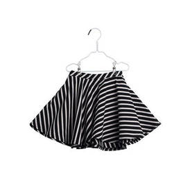 STRIPE ROUND skirt -  - PAPUss1723 - 1