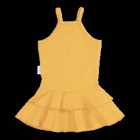 Tricot dress, SUNNY YELLOW -  - TD-00283 - 1