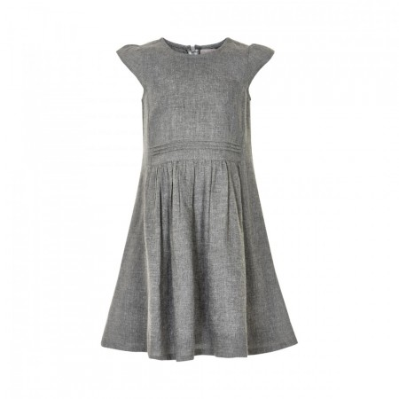 Elvira dress, grey - Mekot - CRE10800583 - 1