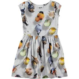Bouncing Birds dress, Carla -  - 2W17E114 - 1