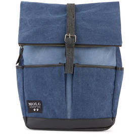 Deep Blue, Roll top bag -  - 7W17V204 - 1