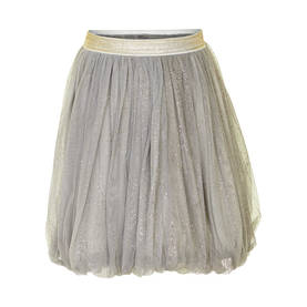 Firuza skirt, steeple gray -  - creamieaw16-4 - 1