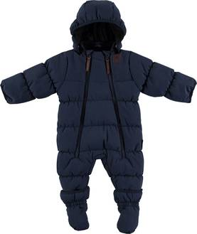 Hebe baby snowsuit, night sky -  - 5W16N104 - 1