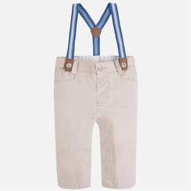 Long pants and suspenders, vison -  - mayss1724 - 1