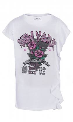 New York T-shirt, white -  - dxel4302904 - 1