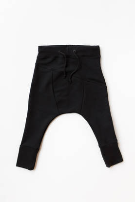 Sloper pants II, black -  - kaikoaw1704 - 1