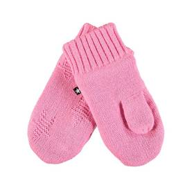 Snowflake mittens, Total Pink -  - 7W18S104