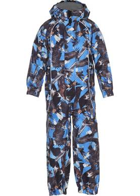 Spring Coverall Polly, Birds of Prey - - 5S16N301-4 - 1