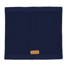 Tube scarf, navy -  - metsolawools4 - 1