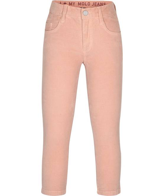 Augustine woven pants, Coral Pink - Housut - 2W16I104 - 1