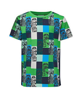 Tiger111 Ninjago shirt, green -  - legoa1820955 - 1