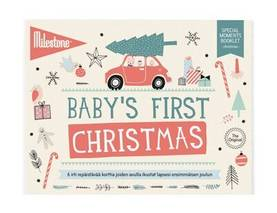 Milestone Baby's first christmas-booklet -  - milestoneb05 - 1