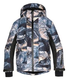 Alpine jacket, Mountain Range -  - 5W17M305 - 1