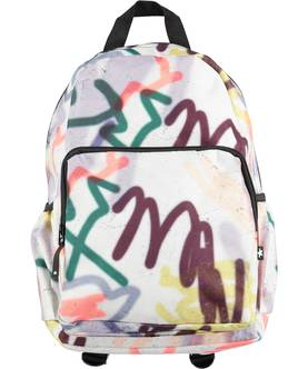 Big backpack, Graffiti -  - 7W17V2025 - 1
