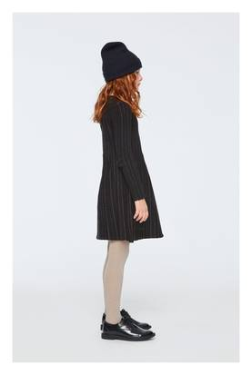 Cameron dress, Black -  - 2W18E205
