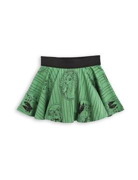 FOX FAMILY SKIRT, green -  - 1773013475 - 1