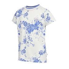 Nora t-shirt, persian jewel -  - hummel200145 - 1