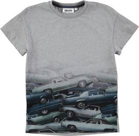 Ruis T-shirt, Fading Stacked Cars -  - 1W17A235 - 1