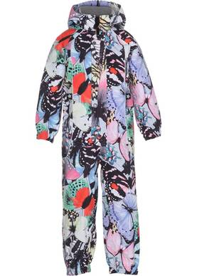 Spring Coverall Polly, Urban Butterflies - - 5S16N301-5 - 1