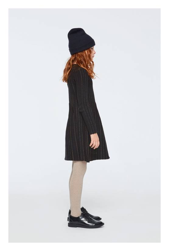 Cameron dress, Black - Mekot - 2W18E205 - 1