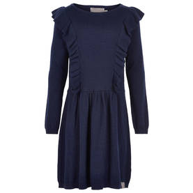 Luna dress, peacoat -  - creamie820446 - 1