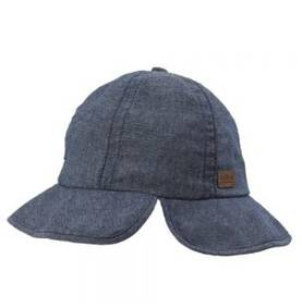 Girly bucket hat, melange tahiti -  - melton510021276 - 1