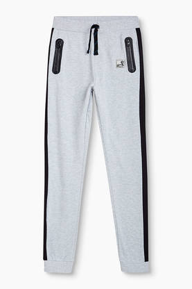 College pants, grey/black -  - Espritrk23006 - 1