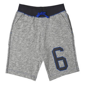 College shorts, grey melange -  - espritrj23066 - 1