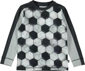 Football structure shirt, Raso -  - 1W18A426