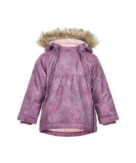 Le 76 snow jacket, grapeade -  - minymoaw17160276 - 1
