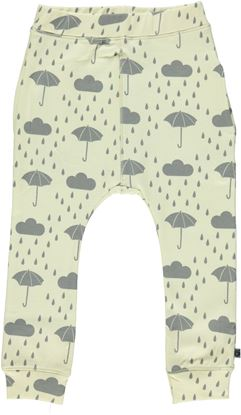 Umbrella pants, cream - Housut - SMAAW1606 - 1