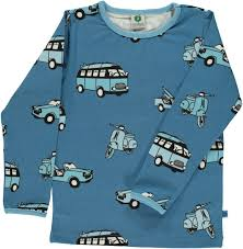 Shirt with cars, cendre blue -  - smafolka187 - 1