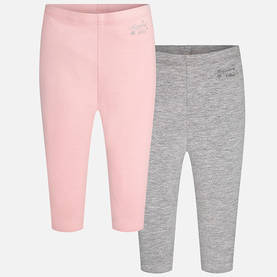2 basic leggings set, cake -  - 4J70257 - 1