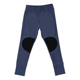 BLUE PATCH leggings, adults -  - PAPUaw1627 - 1