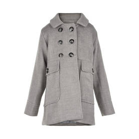 Jolene coat, rose grey -  - creamie820257 - 1