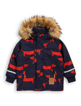 K2 DOG PARKA, navy -  - 1771010867 - 1