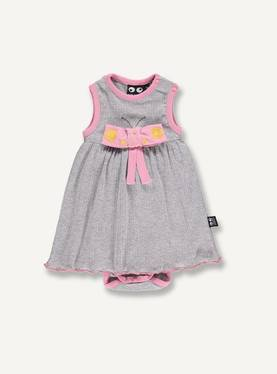Baby butterfly body, grey -  - ubangss178 - 1
