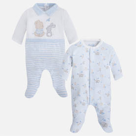 2 set pyjamas, sky -  - mayss1728 - 1