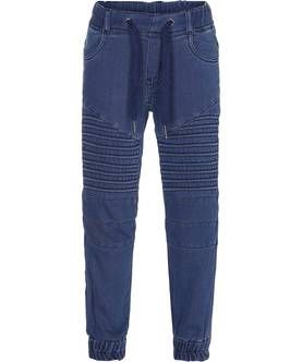 Armstrong pants, Blue denim -  - 1W17I208 - 1