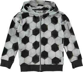 Maurice hoodie, Football structure -  - 1W18J308 - 1