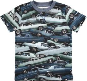 Ralphie T-shirt, Stacked Cars -  - 1W17A228 - 1