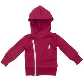 Hoodie, winered-whiteberry -  - CH-00059 - 1