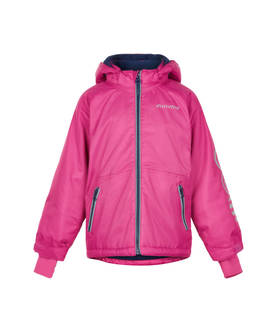 Snow jacket, rasberry rose -  - minymo1602905459 - 1