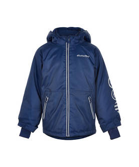 Snow jacket, medieval blue -  - minymo1602907649 - 1