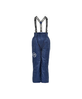 Snow pants, medieval blue -  - minymo1602917649 - 2