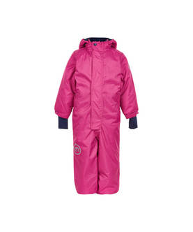 Snowsuit, rasberry rose -  - minymo1602925459 - 1