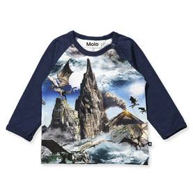 Dragon Island shirt, Ewald -  - 3W17A409 - 1