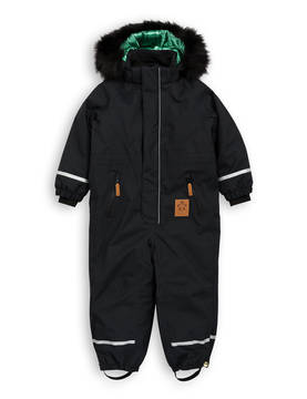 KEBNEKAISE FOX FAMILY OVERALL, black -  - 1771010299 - 1