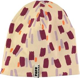 PITTER-PATTER reversible beanie, adults -  - PAPUaw1659 - 1
