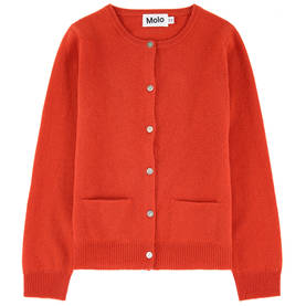 Poppy Red cardigan, Glory -  - 2W17K309 - 1